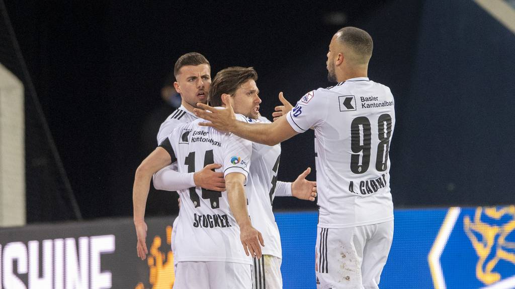 Der FC Luzern ist wieder dran – noch 3:2 für Basel