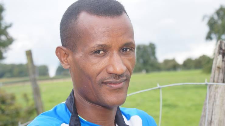 «Während der Rennen werde ich meistens respektvoll behandelt.» Asylbewerber Guta Fikru.