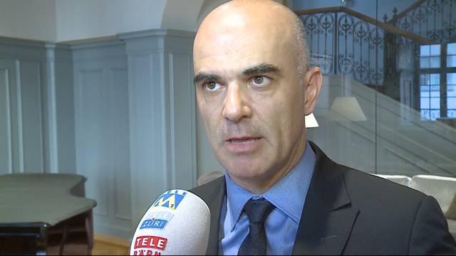 Bundesrat Berset will Solothurner überzeugen