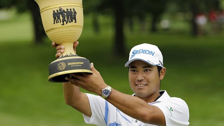 Hideki Matsuyama bestätigt sich als einer er besten Golfprofis