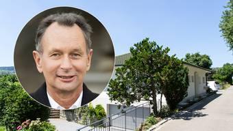 Jahrelang wohnte er in Reinach, seit ein paar Tagen lebt FDP-Ständerat Philipp Müller im steuergünstigen Meisterschwanden am Hallwilersee.