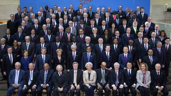 IWF-Finanzminister und Notenbankchefs