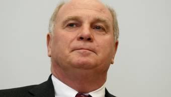 Uli Hoeness gab aus Protest Bayerischen Verdienstorden zurück. (Archiv)