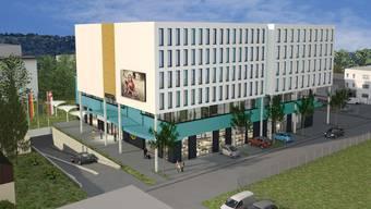 2021 soll das Hotel am Gerstenweg den Betrieb aufnehmen.
