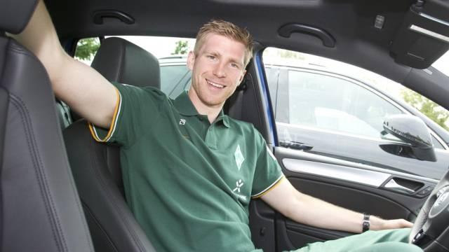 Per Mertesacker wird wohl auch sein Dienstauto wechseln