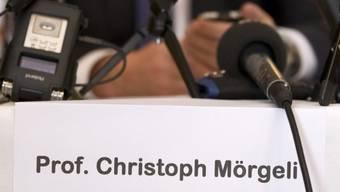 Will Untersuchung: SVP-Nationalrat Christoph Mörgeli (Archiv)