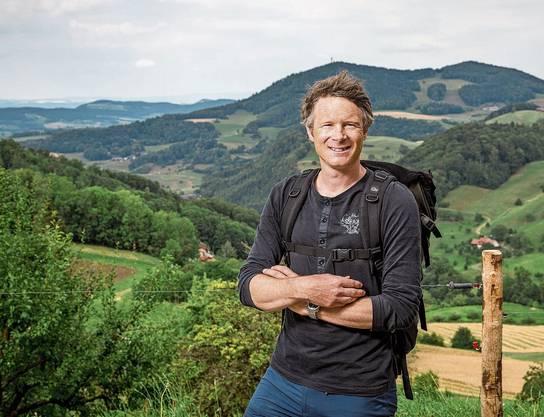 Er hat gute Chancen, für die Grünen einen Sitz zu holen: Jonas Fricker.