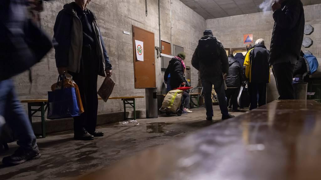 Erster Bericht über Obdachlosigkeit veröffentlicht