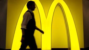 Zugelegt: mehr Kundinnen und Kunden bei McDonald's im ersten Quartal. (Archiv)