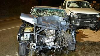 Bei dem Unfall im April letzten Jahres wurde ein 52-jährige Mann und eine 48-jährige Frau schwer verletzt. ho