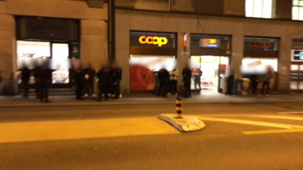 Ruhige Nacht: Krawalle bleiben in St.Gallen aus