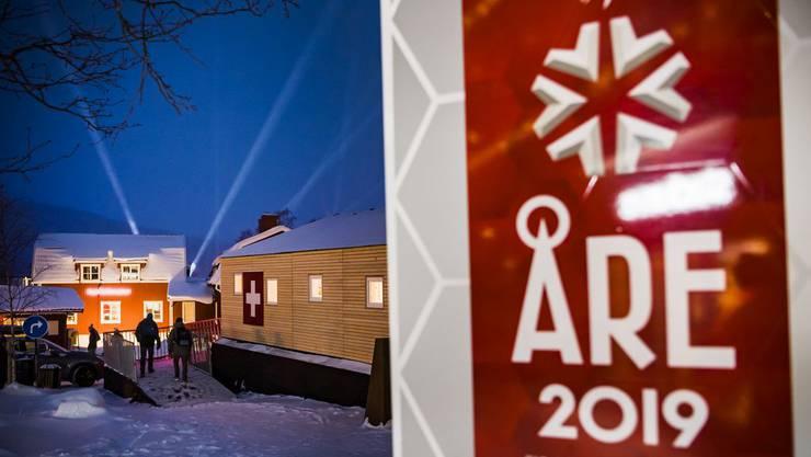 Mit dem Super-G der Frauen beginnt heute der erste Wettkampf der Ski-WM in Åre.