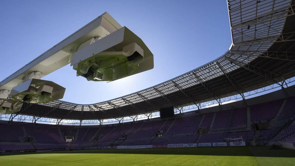 Stade de Genève in der Kritik