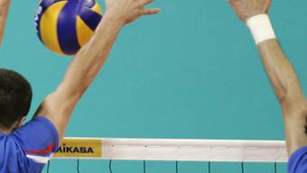 Auch im Volleyball wird offenbar gedopt