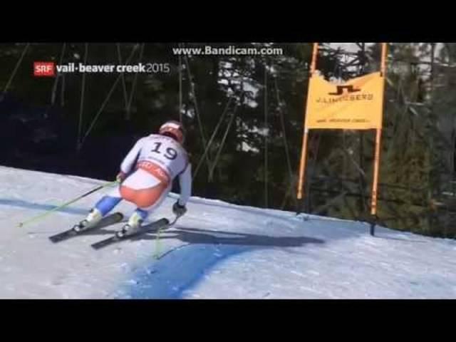 Ski-WM in Beaver Creek 2015: Patrick Küng gewinnt die Goldmedaille in der Abfahrt