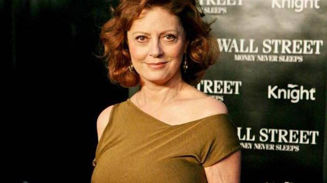 Hollywood-Star Susan Sarandon