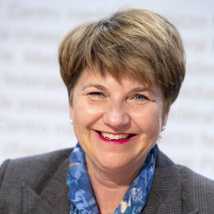 1. Frau wird Militärchefin der Schweiz