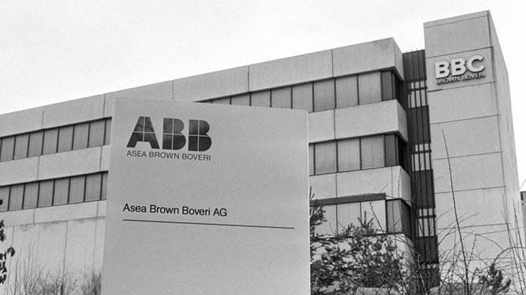 1987 kam es zur Fusion mit der schwedischen Asea. Das neue Konstrukt hiess ABB.