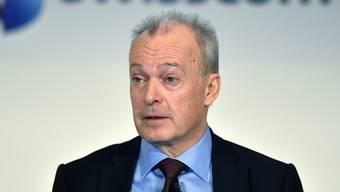 Swisscom-CEO Urs Schaeppi.