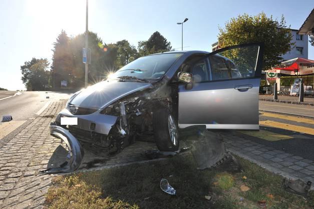Auffahrtkollision mit Fahrerflucht in Wallisellen 1