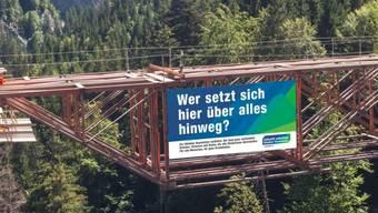 Involviert in die illegalen Machenschaften war nach Darstellung der Weko unzweifelhaft auch der Graubündnerische Baumeisterverband (GBV).