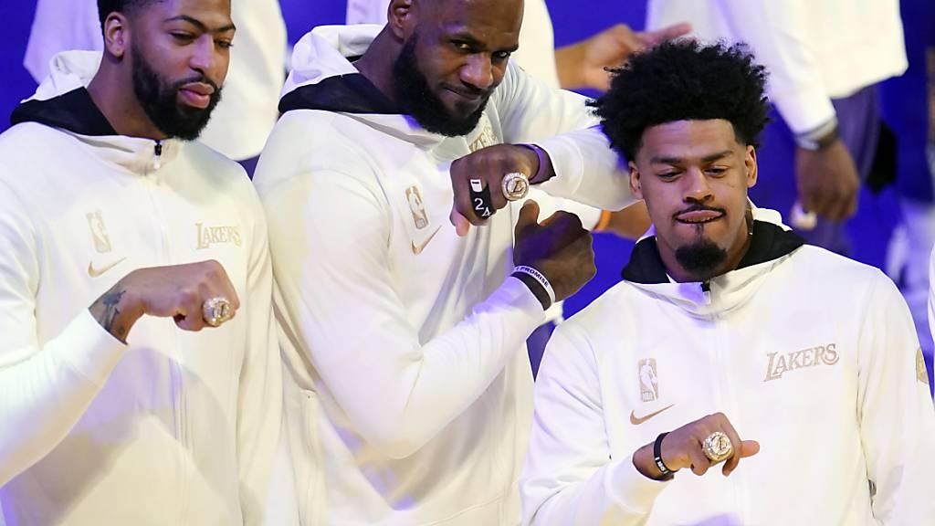 Auftaktniederlage für die Los Angeles Lakers