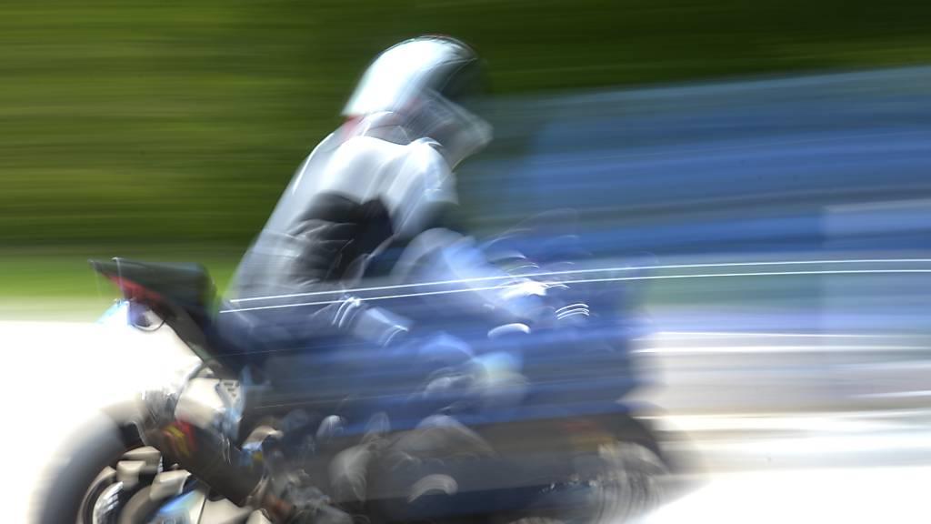 Gemeinden raten Motorradfahrern von Touren ab
