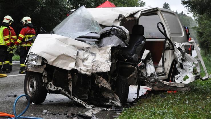 Tödliche Unfälle auf Rekordtief (Archivbild)
