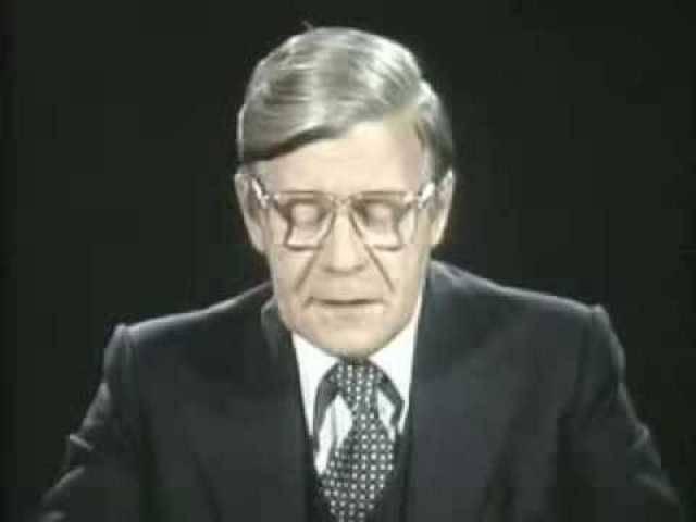 Helmut Schmidts Rede zur Schleyer-Entführung