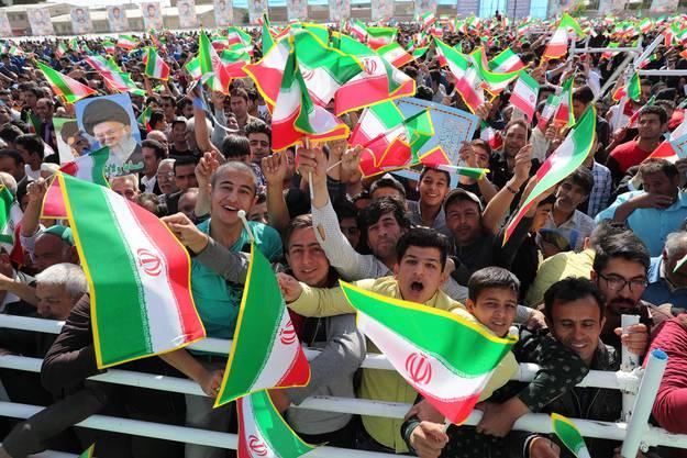 Trumps Politik ruft viele Iraner auf die Strasse. Sie leiden auch unter dem Währungsverfall des Rial.