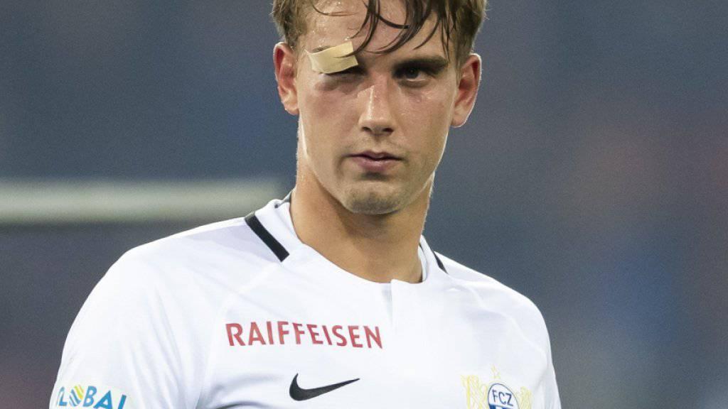 Andreas Maxsö zieht weiter nach Deutschland