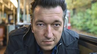 Lukas Bärfuss erhält den Berliner Literaturpreis 2013 (Archiv)