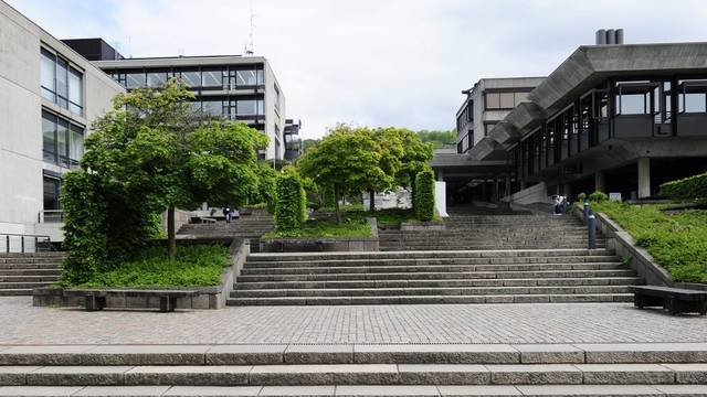 Die Universität Zürich Irchel (Archiv)
