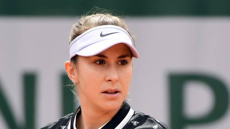 Belinda Bencic ist in Wimbledon kein Losglück beschieden.
