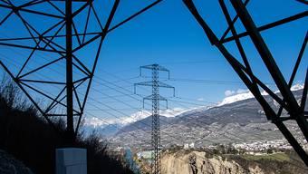 Der Stromverbrauch in der Schweiz ist im vergangenen Jahr leicht gesunken, trotz Wachstum von Wirtschaft und Bevölkerung. (Themenbild)