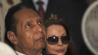 """Baby Doc"" vor Gericht in Haiti: Ex-Diktator Jean-Claude Duvalier"
