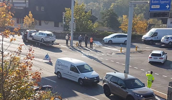 Unfall in Bremgarten
