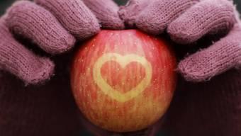 Am Mittwoch ist Valentinstag. Der Ursprung dieses Liebesfestes reicht bis in die römische Antike zurück. (Archivbild)