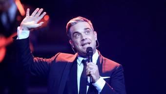 Robbie Williams am Donnerstag bei der Bambi-Verleihung (Archiv)