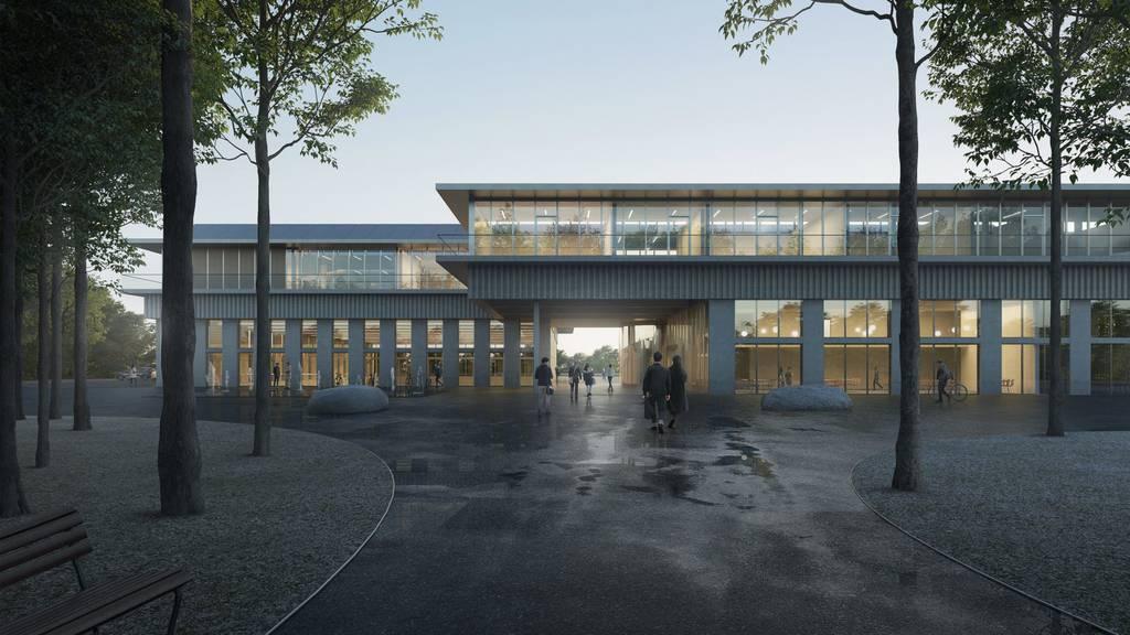 Das Wichtigste zum geplanten Schulhaus in Sursee