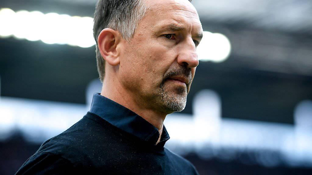 Achim Beierlorzer wird Trainer des 1. FC Köln und strebt mit den Rheinländern den Klassenerhalt an
