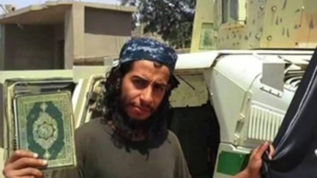 Abaaoud ist tot: Er wurde am Mittwoch bei der Razzia getötet (Archiv).