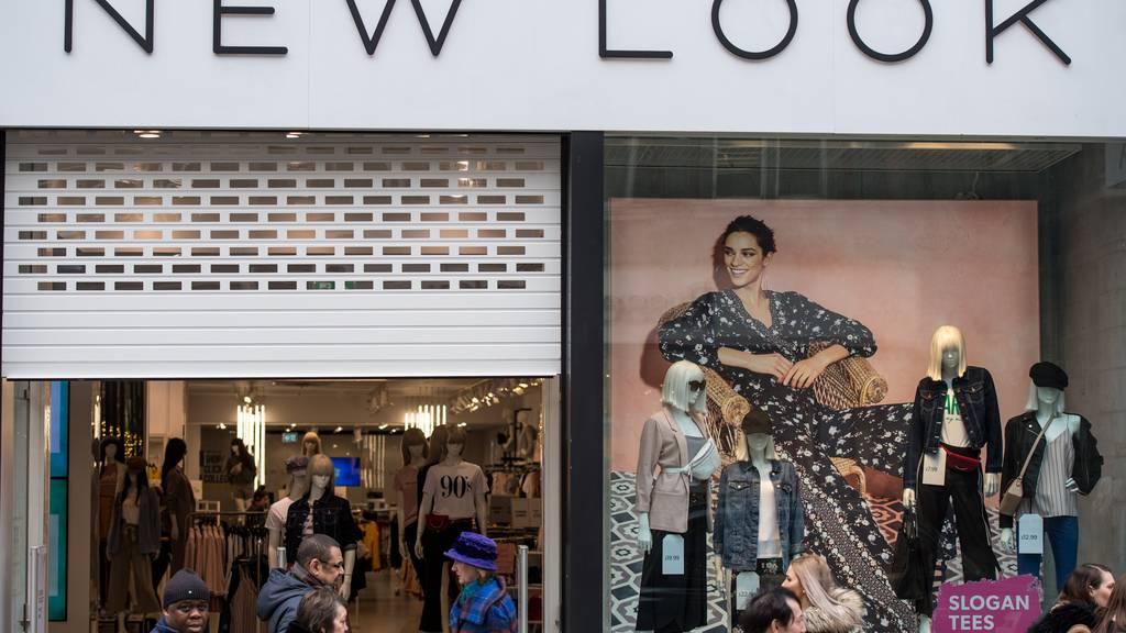 Bei New Look müssen Frauen mit Übergrössen mehr zahlen.