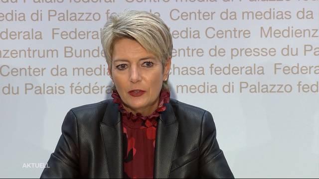 Bundesratsnominierungen von CVP und FDP