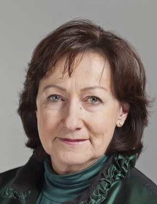 Sylvia Flückiger (SVP) stimmt gegen weniger Finanzausgleich für den Aargau.