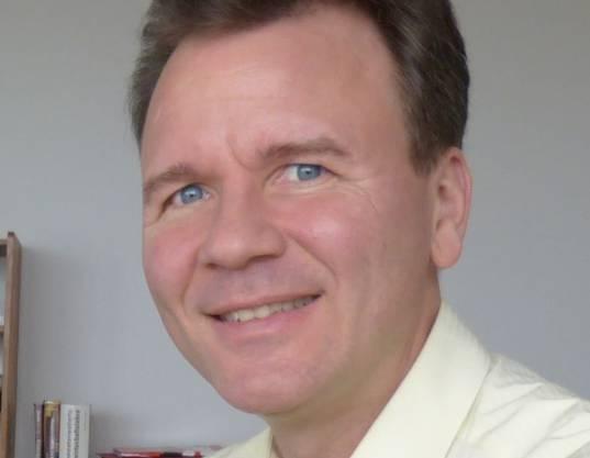 Michael Riediker, Lüftungsexperte.