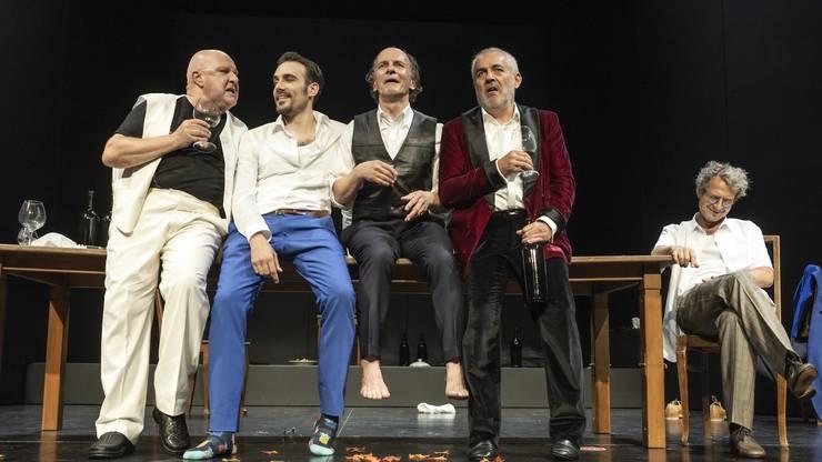 Mit Friedrich Dürrenmatts «Die Panne» eröffnet das Tobs in Solothurn seine Schauspiel-Saison 2020/21.
