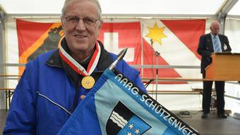 Robert Bart gewann in seiner Kategorie die Goldmedaille.