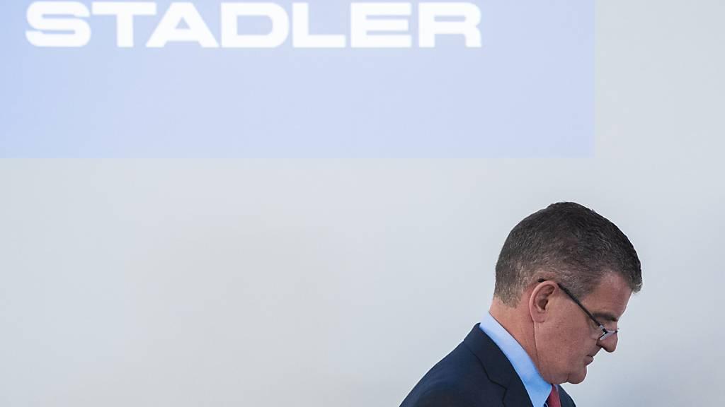 Deutscher Stadler-Grossaktionär trennt sich von grossem Aktienpaket