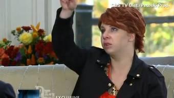 MIchelle Knight erzählt auf CNN über ihre Gefangenschaft.